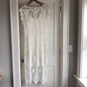 Miguelina NWT embroidered dress